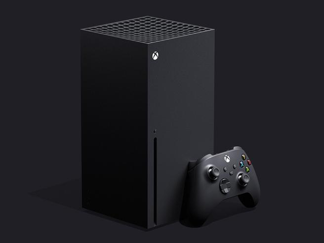 Xbox series X arriva in anticipo