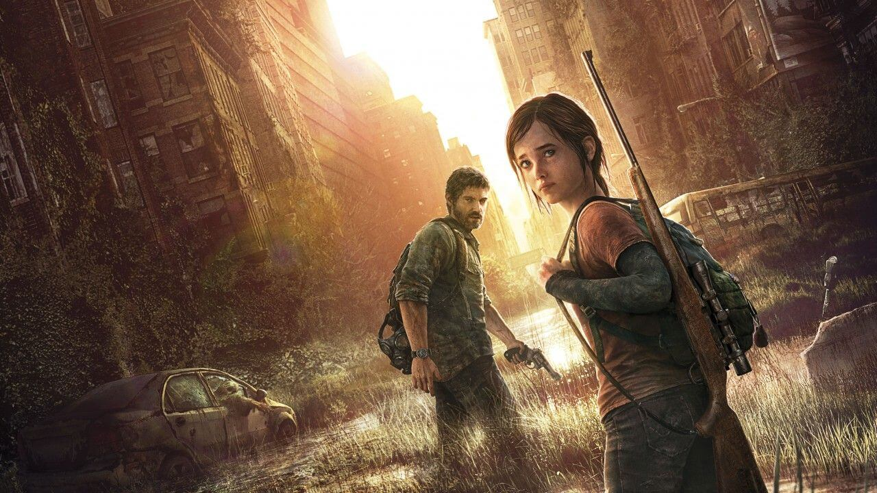 Easter Egg The Last of Us Uncharted