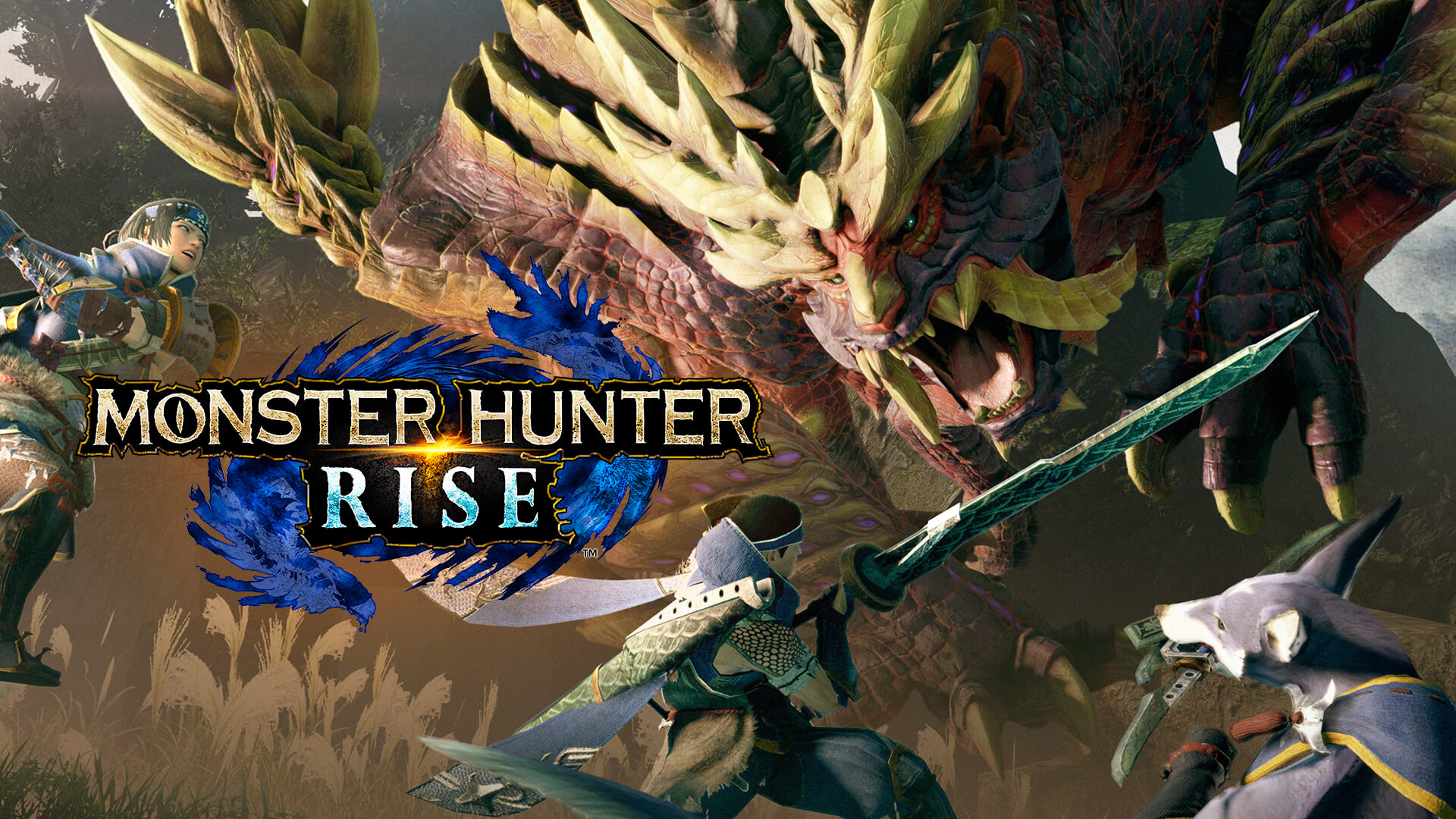 Moster Hunter Rise