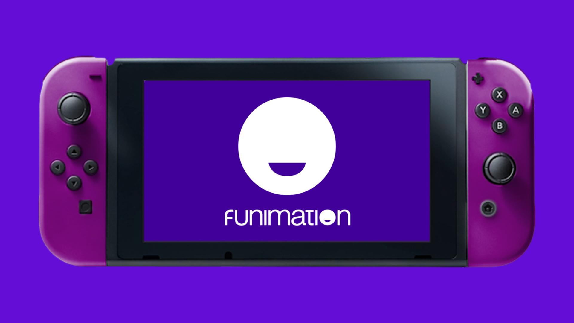 Funimation Nintendo Switch