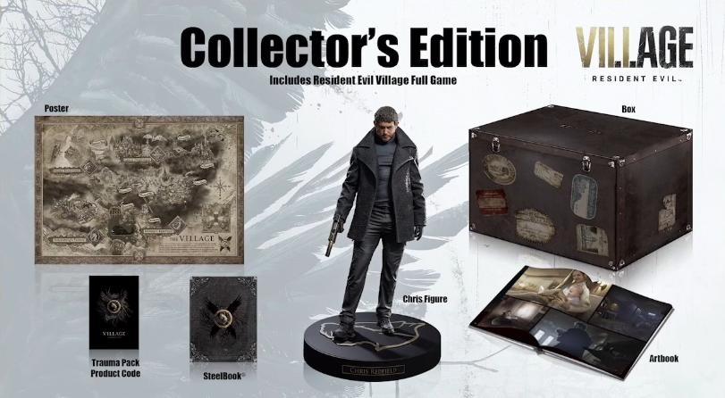 Edizione da collezione Resident Evil Village