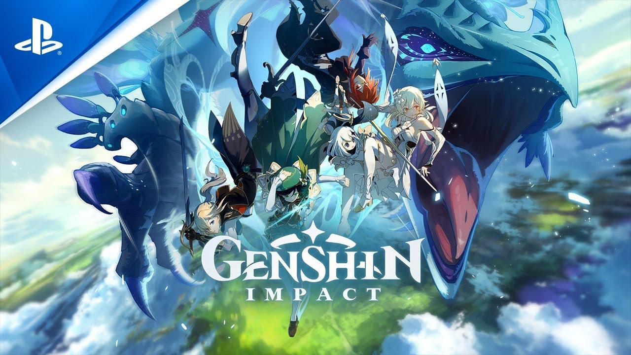 Dragonspine Genshin Impact