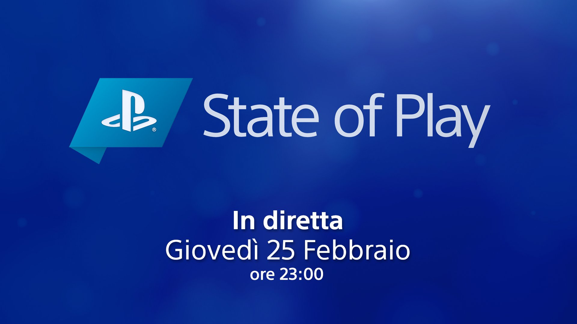 State of play ps5