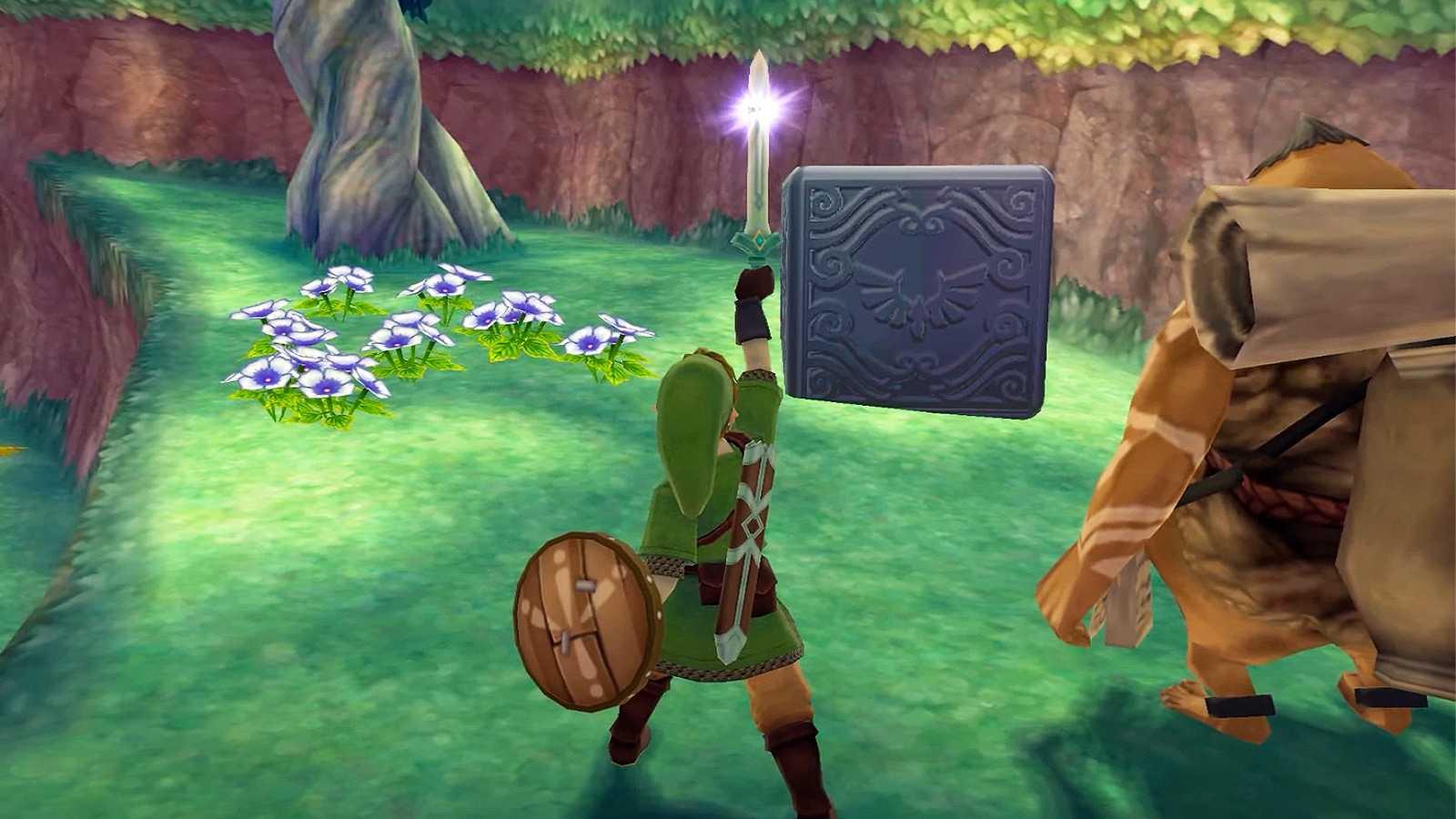 Cubi della dea Zelda