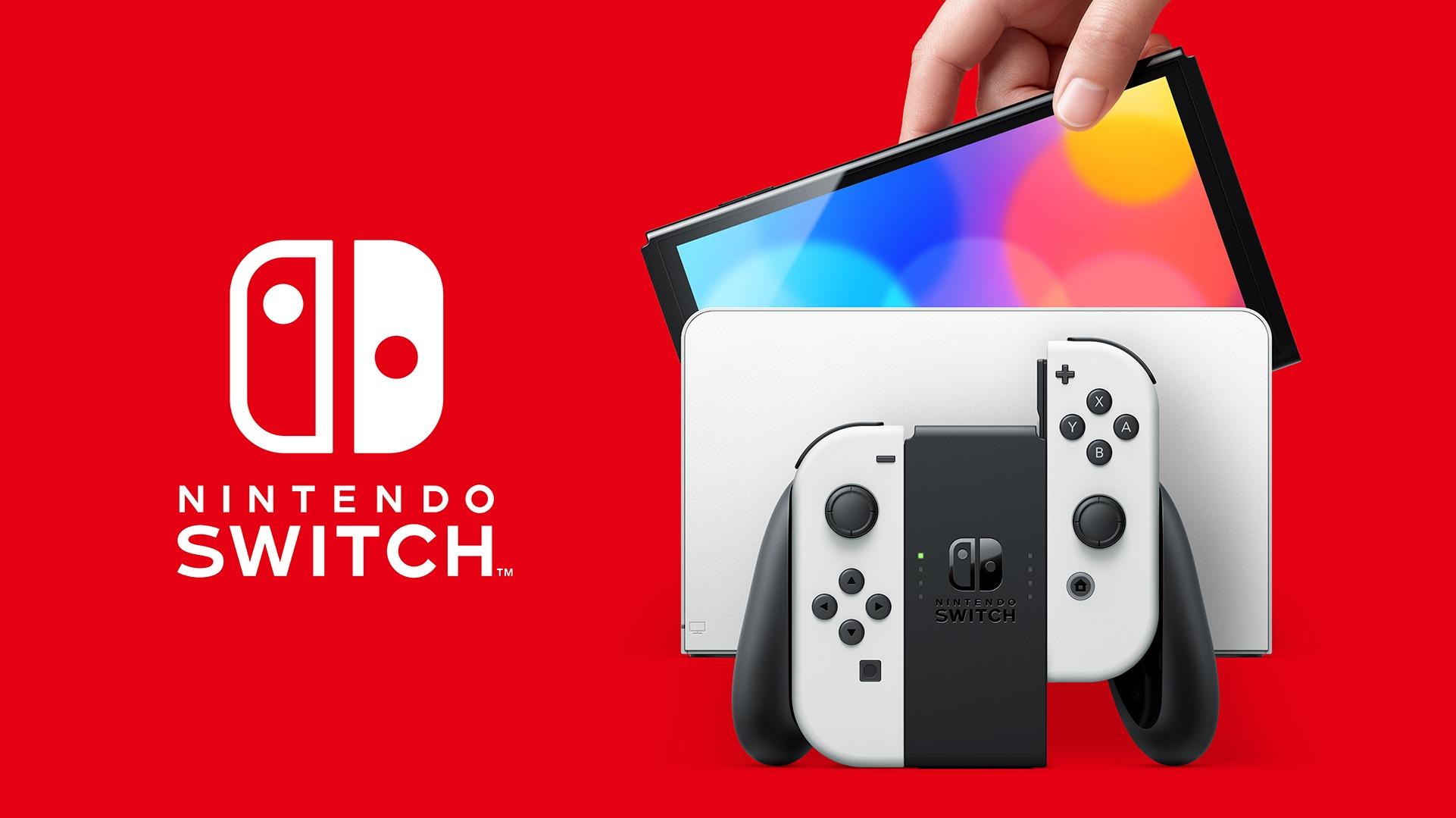 nuovo modello Nintendo Switch