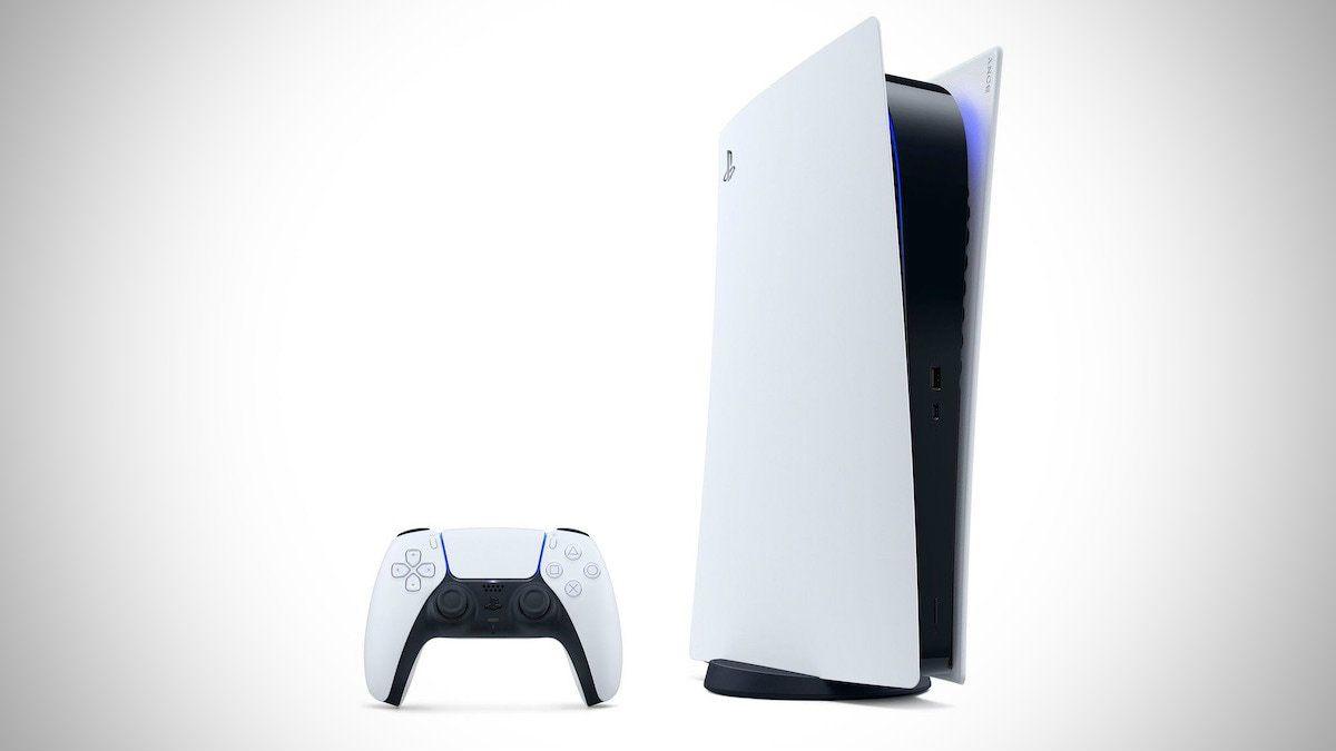 Playstation 5 digitale