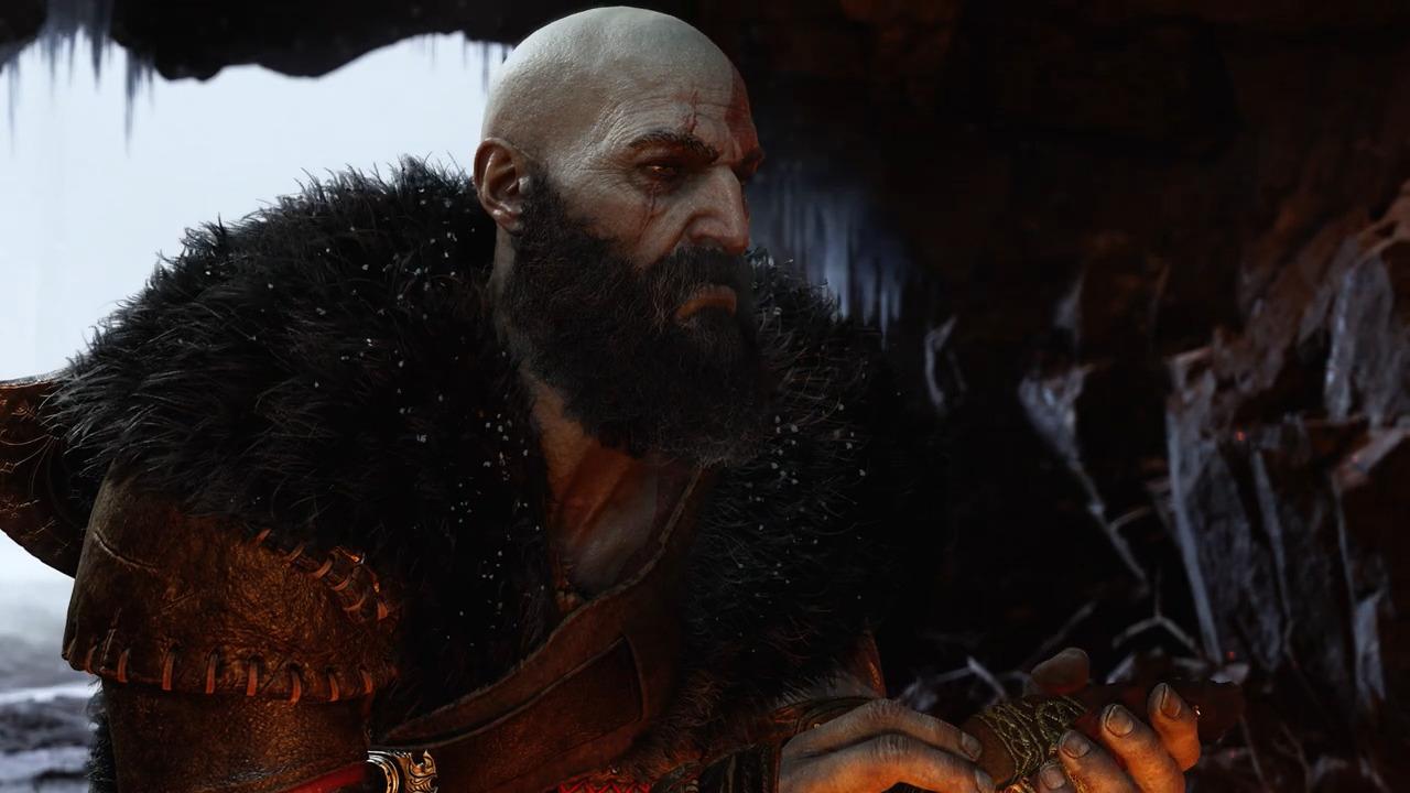 Kratos god of war Ragnarok